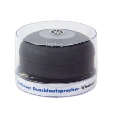 LogiLink Bluetooth shower speaker Black SP0052